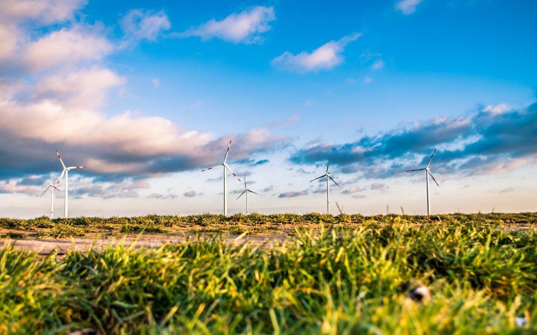 Erneuerbare Energie im Betrieb
